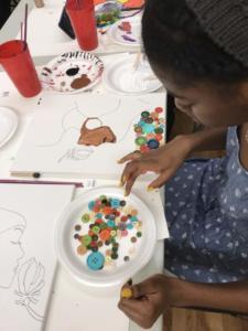 Art workshop for teens