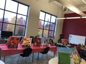 sip_and_paint_happiness_office_networking_event