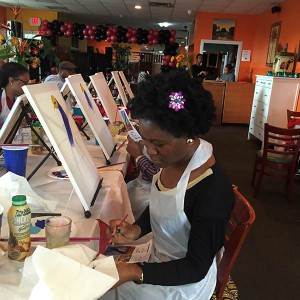 Sip and paint with happiness k2