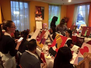 sip and paint with Happiness 001