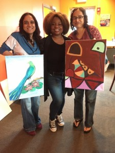 sip and paint with Happiness 0015